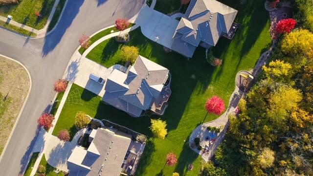 properties in a neighborhood