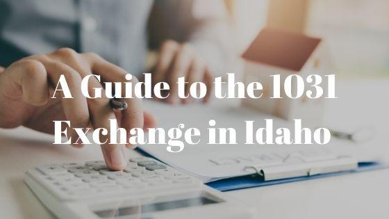 header 1031 exchange