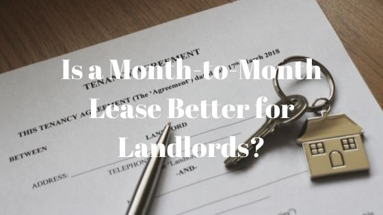 month-to-month lease